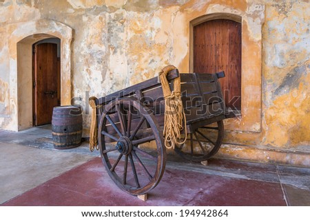 Fort Wagon