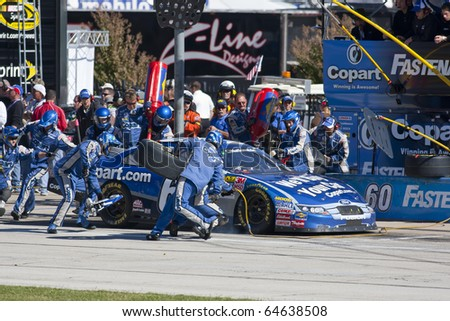 Nascar Pit Crew Challenge Stock Images, Royalty-Free ...