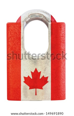 Fortress Canada - stock photo