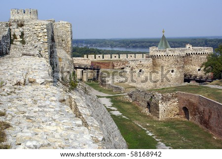 Fortress in Beograd, Serbia