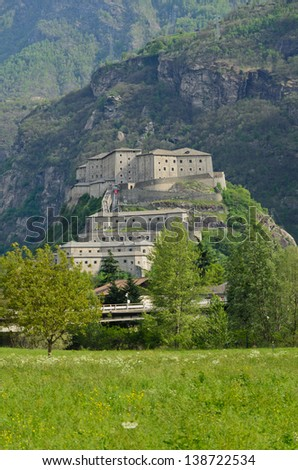 Fortress of Bard (Aosta Valley)