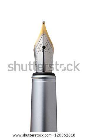 Fountain Pen - stock photo