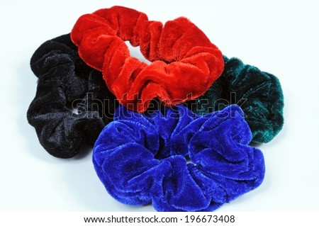 Scrunchies Stock Images Royalty Free Images Amp Vectors
