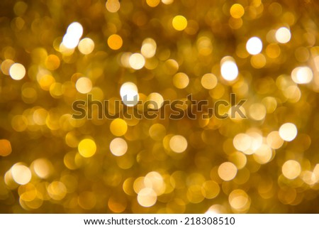 Fragment of the Christmas tree decoration - stock photo