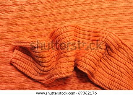 fragment sweater - stock photo