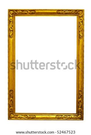 frame - stock photo