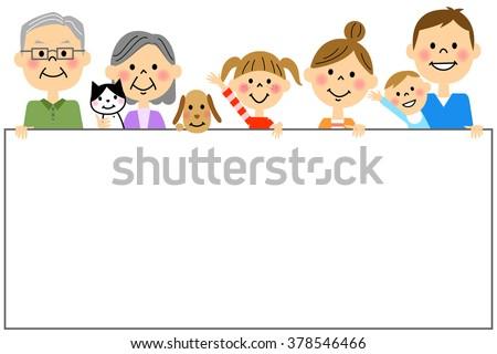 Frame Of A Family