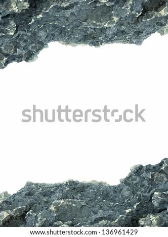 Frame Rock Stock Photo (Royalty Free) 136961429 - Shutterstock