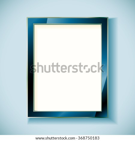 frame photo art decorate frame modern background