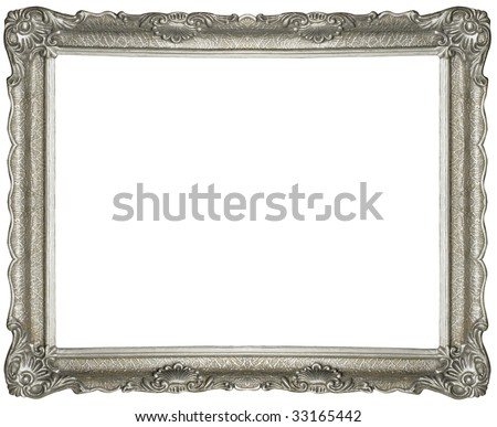 Frame series - stock photo