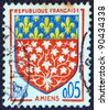 FRANCE - CIRCA 1962: A stamp printed in France  from the