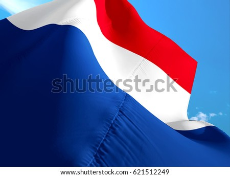 france flag french symbol design blue stock photo (royalty free