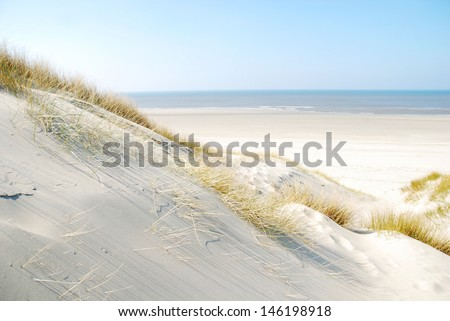 France, Life is a Beach ! - stock photo