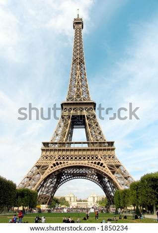 France.Paris.Septembr 2006 - stock photo