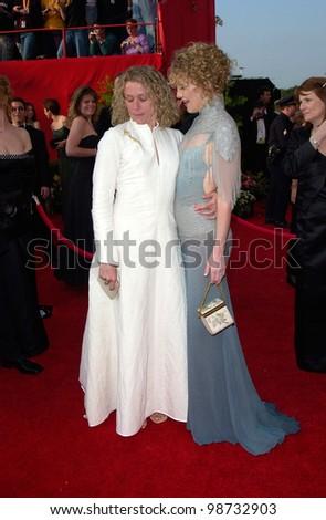 Frances Mcdormand Left Kate Hudson 73rd Stock Photo ...