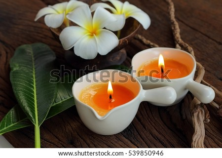 Frangipani Plumeria Flower Usefor Decoration Spa Stock Photo ...