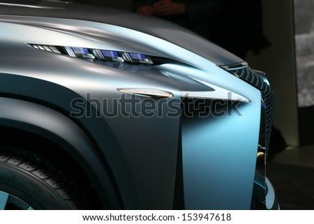 FRANKFURT   SEPT 10: SUV Lexus LF NX Concept Shown At The 65th IAA