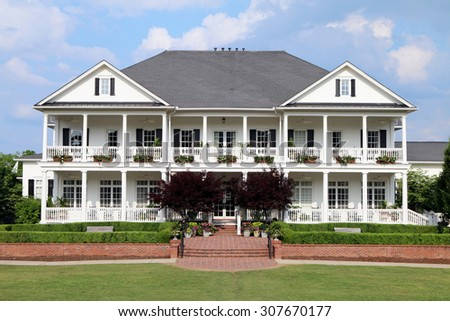 FRANKLIN, TN-AUGUST, 2015:  Resident's Club for the Westhaven planned community.  Developments such as this have increasingly more activities and amenities to attract upscale buyers.