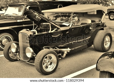 1930 ford stock images royalty free images vectors for The frederick motor company