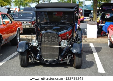 1930 Black Ford Stock Photos Royalty Free Images