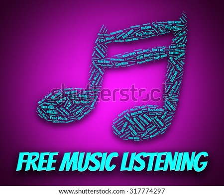 Free Music Listening Showing With Our Compliments And Sound Track