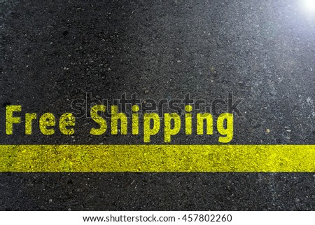 Free Shipping Words