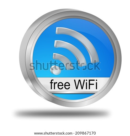 free wireless WiFi button