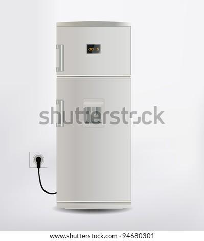 Freezer - stock photo