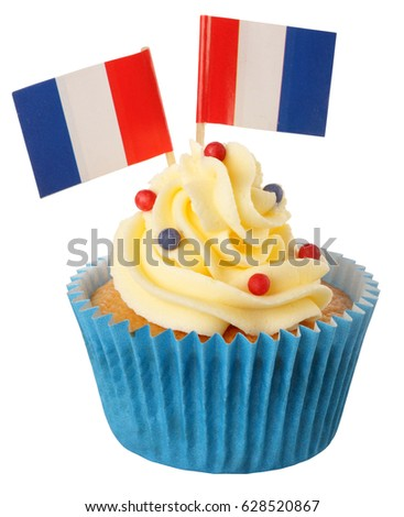 FRENCH CUPCAKE