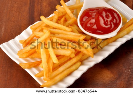 French Fries 12 - stock photo