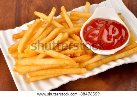 French Fries 11