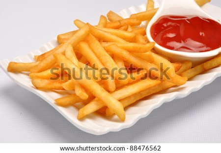 French Fries 14