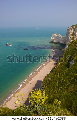 French Northern Coast, Etretat