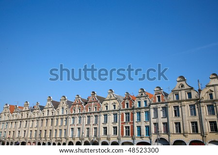 French Row Houses
