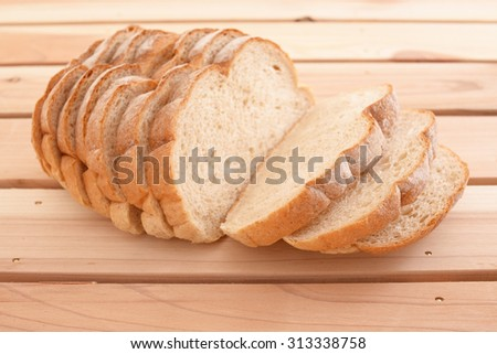 Fresh and tasty breads