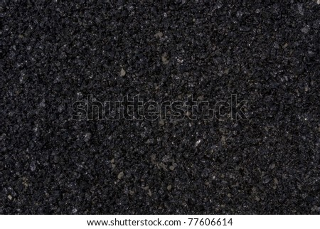 fresh asphalt - stock photo