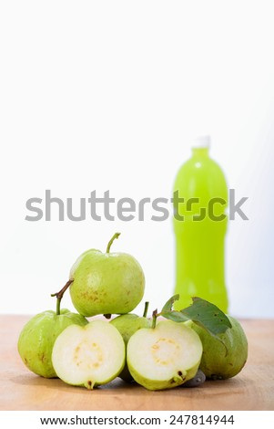 fresh guava juice