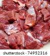 Fresh meat - stock photo