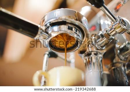 Espresso machine boiler repair