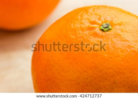 fresh orange fruit background