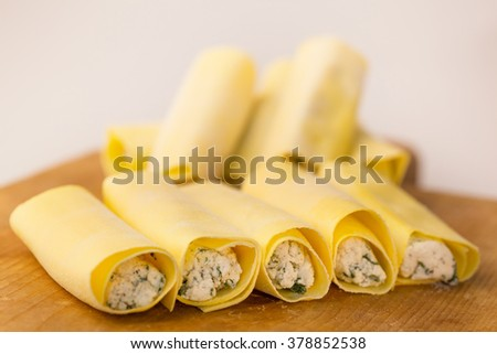 Egg Pasta Stock Photos, Royalty-Free Images & Vectors - Shutterstock