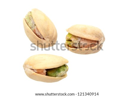 fresh pistachio nuts