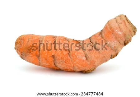 Fresh turmeric - stock photo