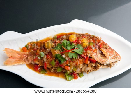 Arena creative 39 s portfolio on shutterstock for Whole foods fish sauce