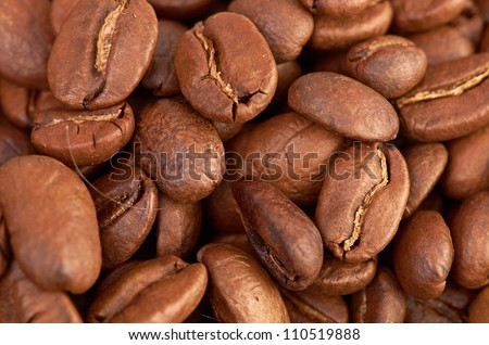 fress coffee beans can use as background