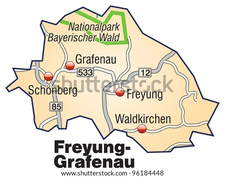 Freyung-Grafenau, Bayer, Germany