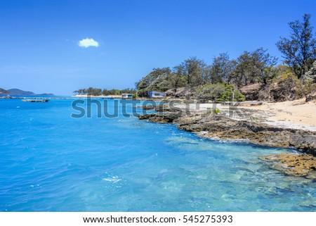 Friday Island Torres Straits top end of Australia