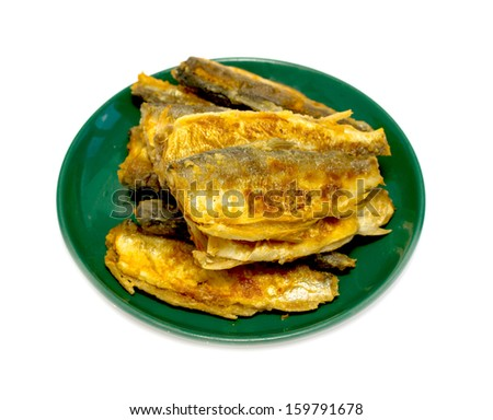 fried fish Peled