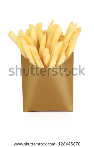 fried fries