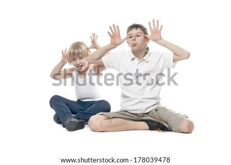 friendship - stock photo